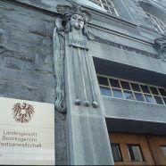Prozess in Innsbruck: Landeshauptmann Vorarlbergs erpresst
