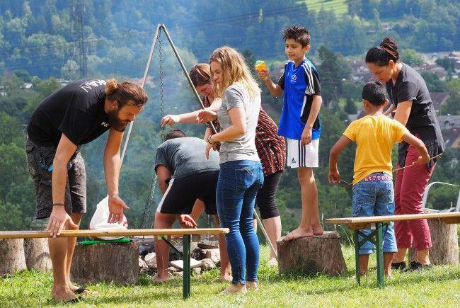 Sommerfest Gaisbühel