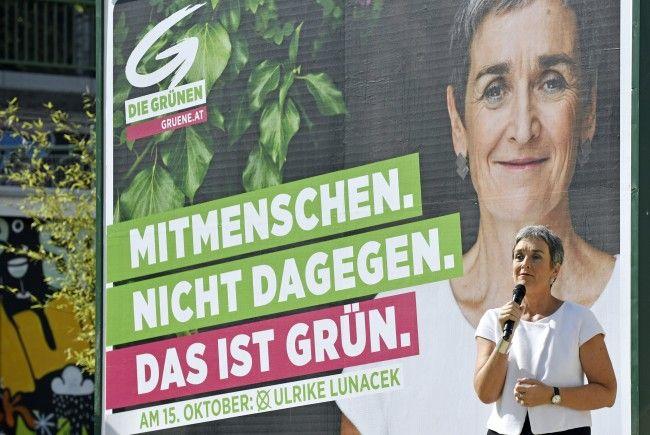 Die Grünen starten am Montag in den Wahlkampf.