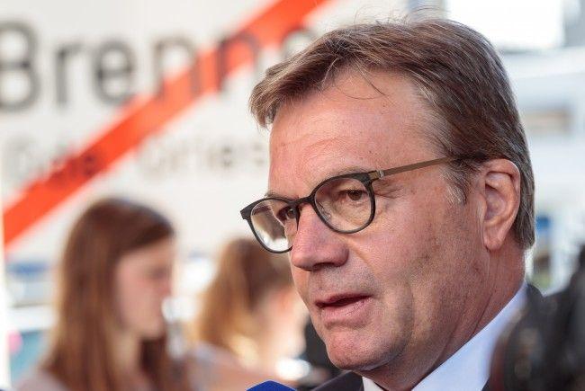 """Tirols Landeschef gibt es """"klare Hinweise""""."""