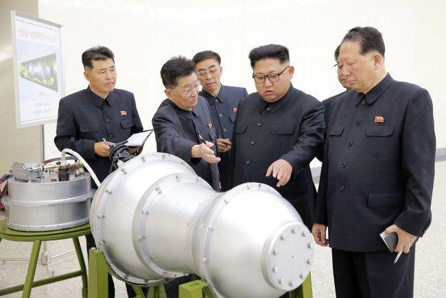 Trump: Nordkoreas Atomtest