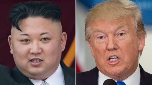 Nordkorea droht den USA mit dem Abschuss von Kampfjets