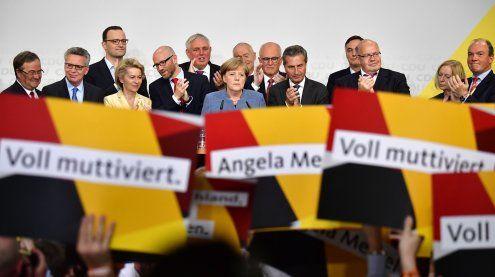 Rechtsnationale ziehen erstmals in den deutschen Bundestag ein