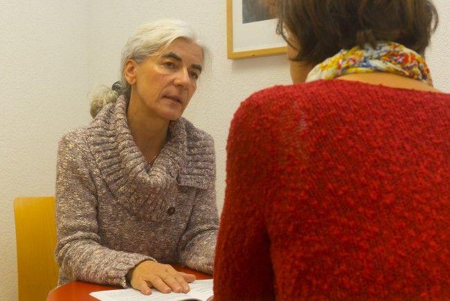 Cäcilia König leitet das Frauenhaus des ifs in Vorarlberg.