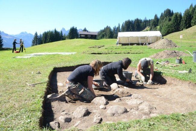 Ausgrabungen Knappagruaba