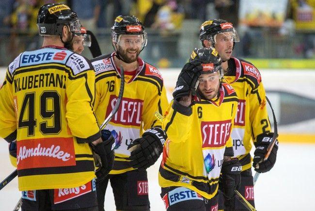 Die Vienna Caps konnten ihren 19. Sieg in Folge erzielen.