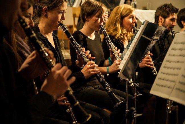 Konzerteinladung: Walgauer Klarinettenspezialitäten