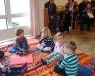 Bibliothek Nüziders: Bücherbären – Treff für Kinder bis 4 Jahre mit Begleitung