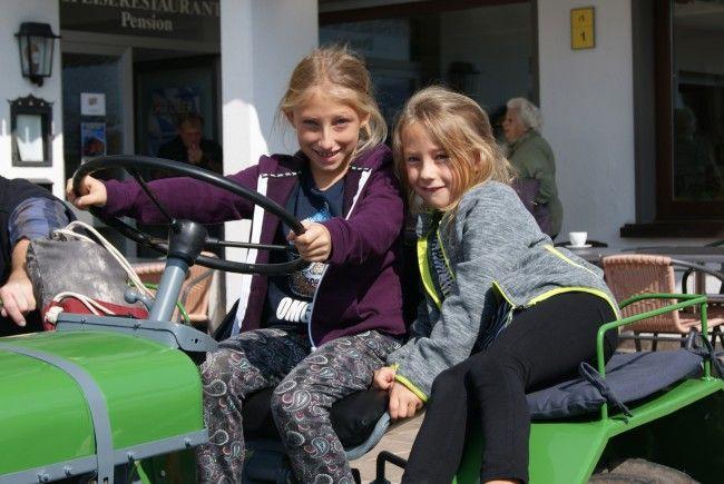 Elena und Madita