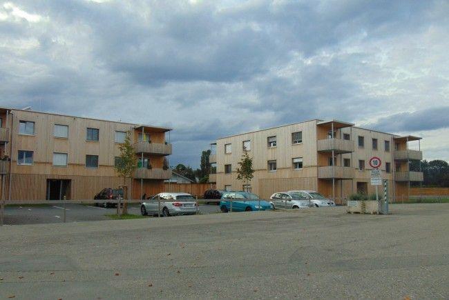 In Mäder soll weiterer leistbarer Wohnraum entstehen