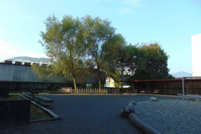 Der Pausenhof der Mittelschule in Mäder wurde neu gestaltet