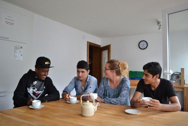 Die Caritas hat schon vor längerer Zeit ein Mentorenprogramm für jugendliche Flüchtlinge initiiert.