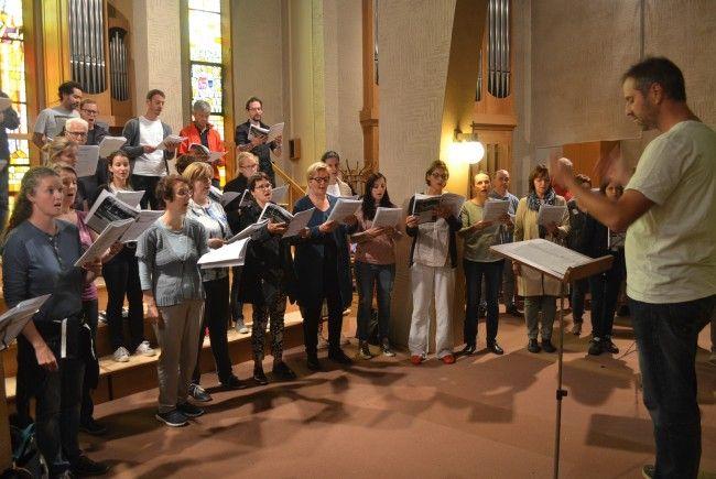 Donnerstag bis Samstag Proben, am Sonntag schon ein Auftritt, der begeisterte: Die Chorwerkstatt war auch heuer ein Erfolg.