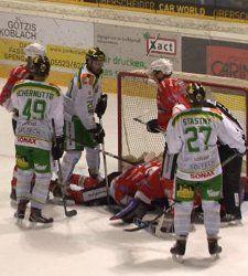 EHC unterliegt dem AHL - Meister knapp