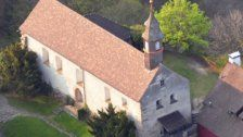 Kapelle am Gebhardsberg zur Sicherheit gesperrt