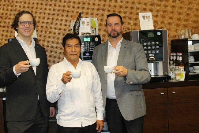 Hämmerle Kaffee unterstützt die Kleinbauern Mexikos