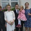 Hochzeit von Laura Bodemann  und Wolfgang Waldner