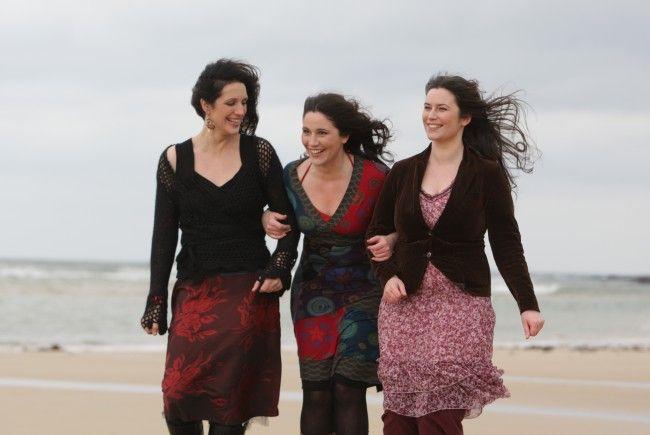 The Henry Girls - von New Folk, Bluegrass, Pop bis Irish Tradition am 16.09. auf der Kulturbühne Schruns