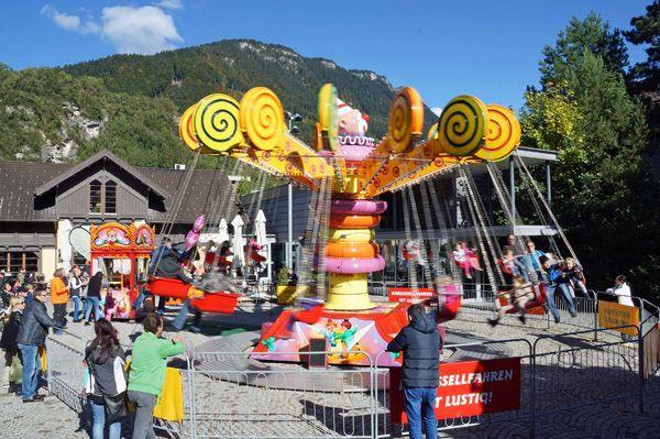 Der große Herbstmarkt steht am 30. September und 1. Oktober in Bludenz auf dem Programm.