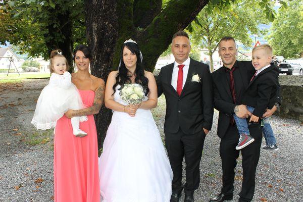 Hochzeit von Sabrina und Akan.