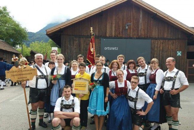 Umzug Bockbierfest Frastanz 17.09.17