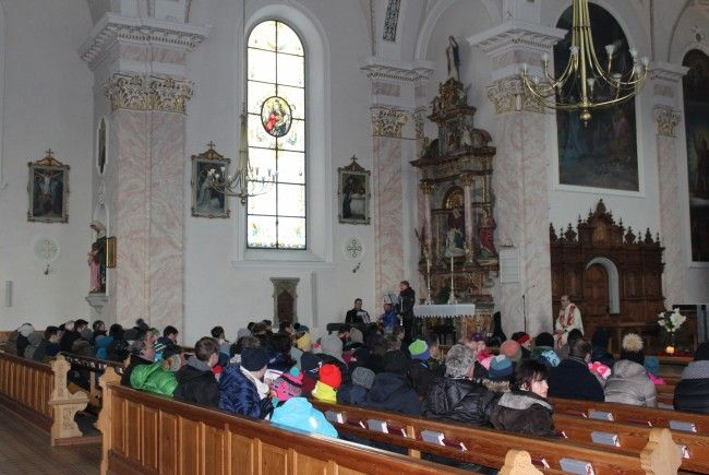 Pfarrkirche St. Jodok Bezau