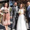 Hochzeit von Sabrina Ruhl und Martin Kinzl