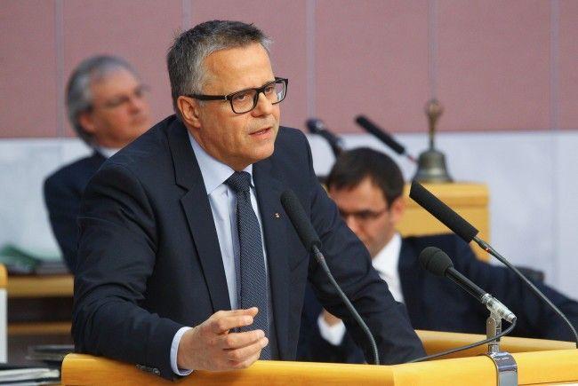 Roland Frühstück von der Vorarlberger Volkspartei.