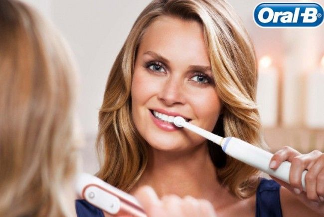 Oral-B GENIUS 9000 in der Trendfarbe Roségold