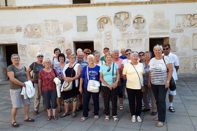 PVÖ Mäder: 5-Tagesfahrt  in die Süd-/West- Steiermark