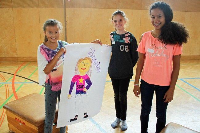 Die Angebote der OJAl stärken die Mädchen in ihrem Selbstbewusstsein und Durchsetzungsvermögen.