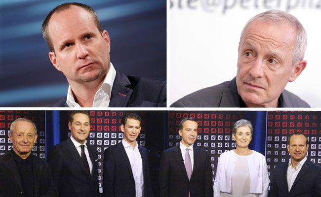 LIVE-Stream: Christian Kern äußert sich zur Causa Silberstein