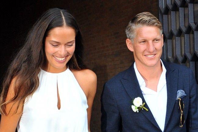 Gerüchten zufolge erwarten Ana Ivanovic und Bastian Schweinsteiger Nachwuchs.