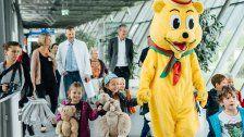 Teddybärkrankenhaus kommt ins LKH Feldkirch