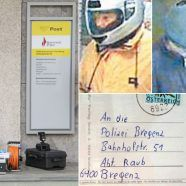 """Postkartenräuber"" wohl gefasst! Polizei nimmt Bankräuber fest"