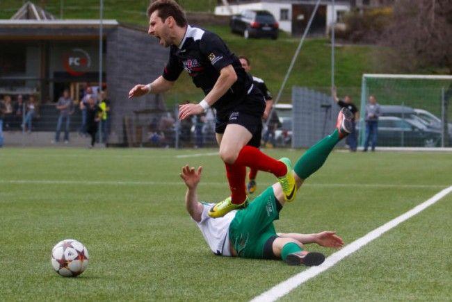 Dritter Sieg in Folge für FC Hittisau