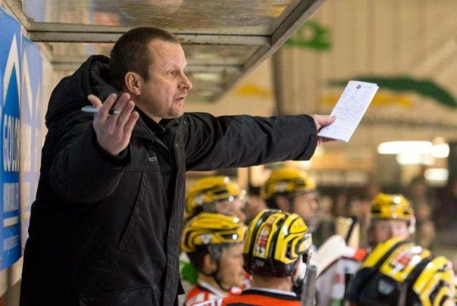 Das sagt VEU-Coach Michael Lampert vor dem Saisonstart