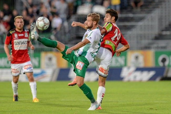 """""""Will mit Austria Lustenau in der Bundesliga spielen"""""""