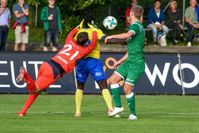 Unglückliche Heimniederlage von FC Alberschwende