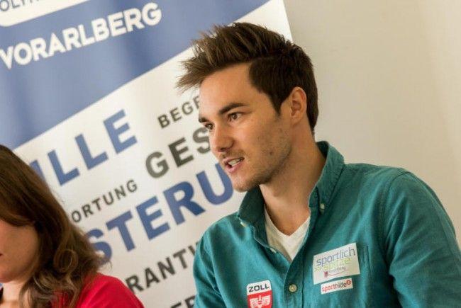 Video! Dominik Baldauf träumt von einem Olympiastart