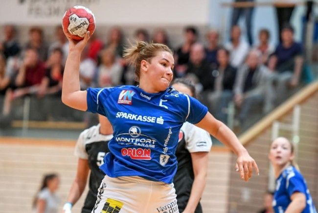 Feldkirchs Handballerinnen gegen Aufsteiger Favorit