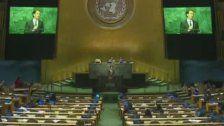Kurz und Van der Bellen auf UNO-Versammlung