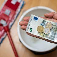 Ist ein Mindestlohn von 1500 Euro brutto hoch genug?