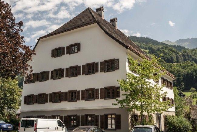 Gebäude soll touristisch genutzt werden.