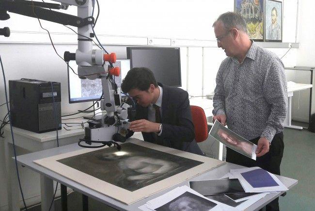 Da Vinci zeichnete vermutlich nackte Mona Lisa