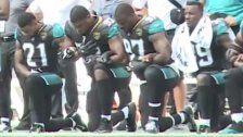 Trump-Attacke: NFL-Stars knien bei US-Hymne