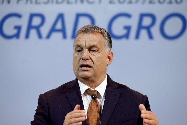 Ministerpräsident Viktor Orban aus Ungarn stellt sich gegen das EuGH-Urteil.