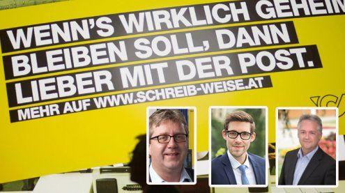"""Zustellungs-Probleme im Ländle: """"Maulkorb"""" für Gewerkschafter"""