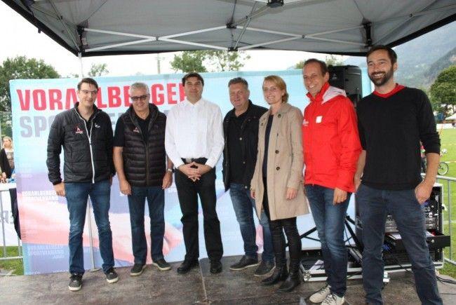 ASVÖ-Sporttag in Hohenems ein Erlebnis für Jung und Alt