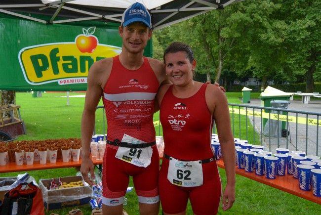 Daniela Bader und Comebacker Reitmayr die Besten